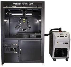 Display Optical Performance Measurement System - Westar FPM 505R