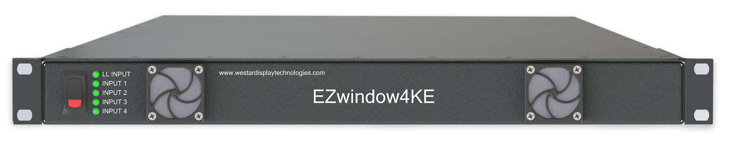 EZwindow4K 4K Ultra High Def Video Processor