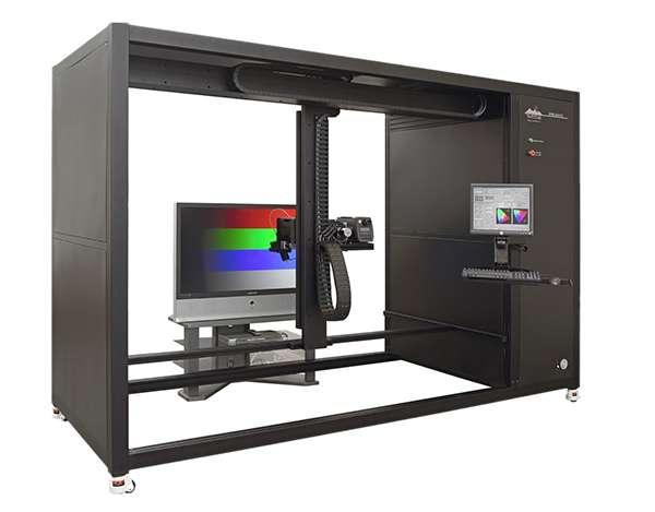 Display Optical Performance Measurement System - Westar FPM F Series