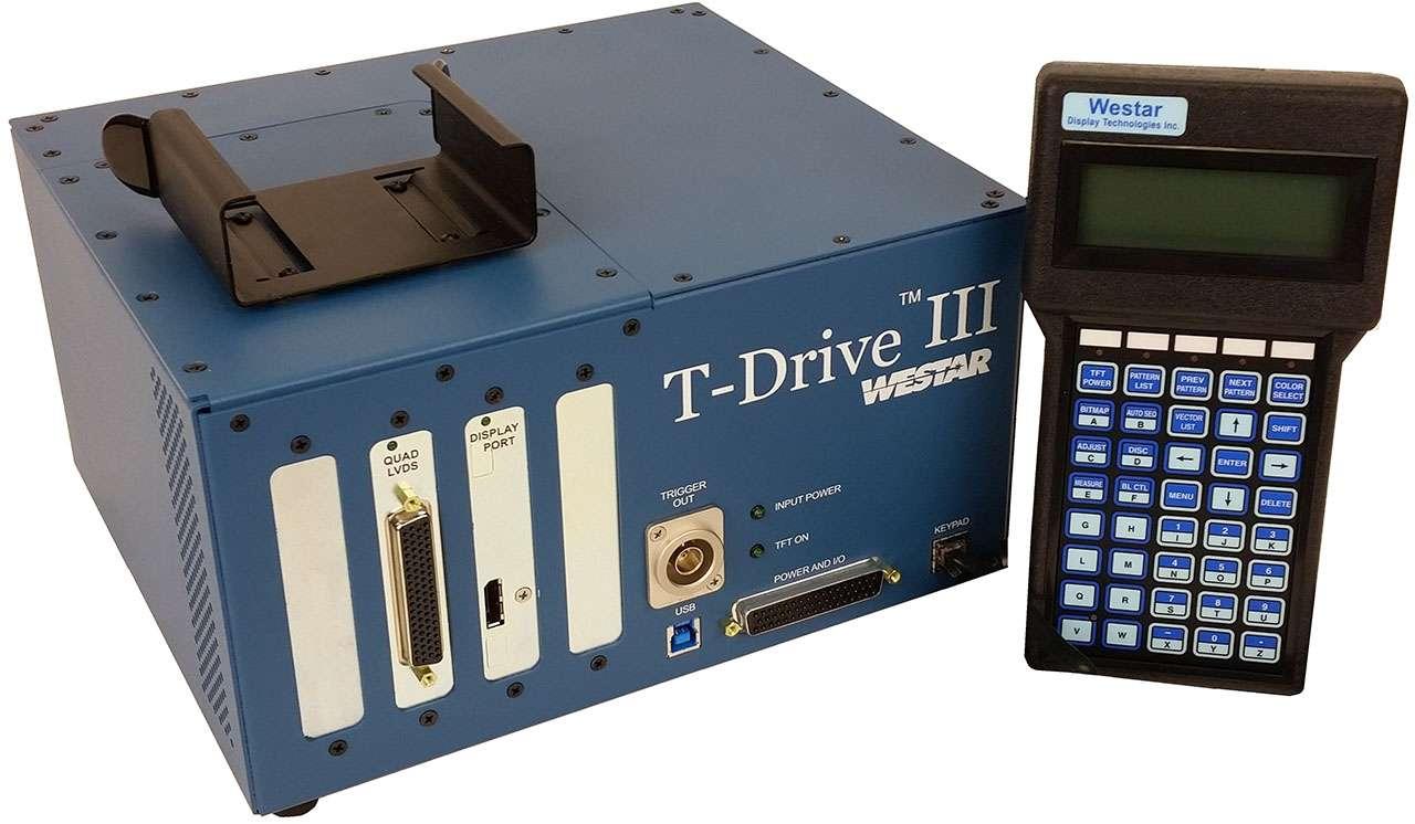 UHD LCD Tester - T-Drive III