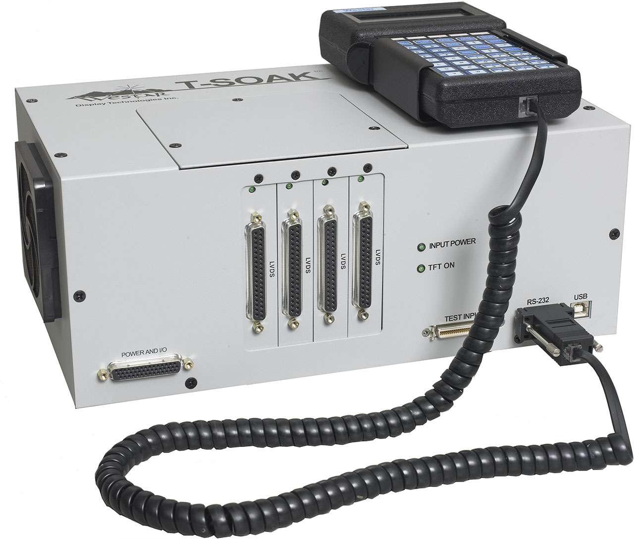 LCD Tester - Westar T-Soak