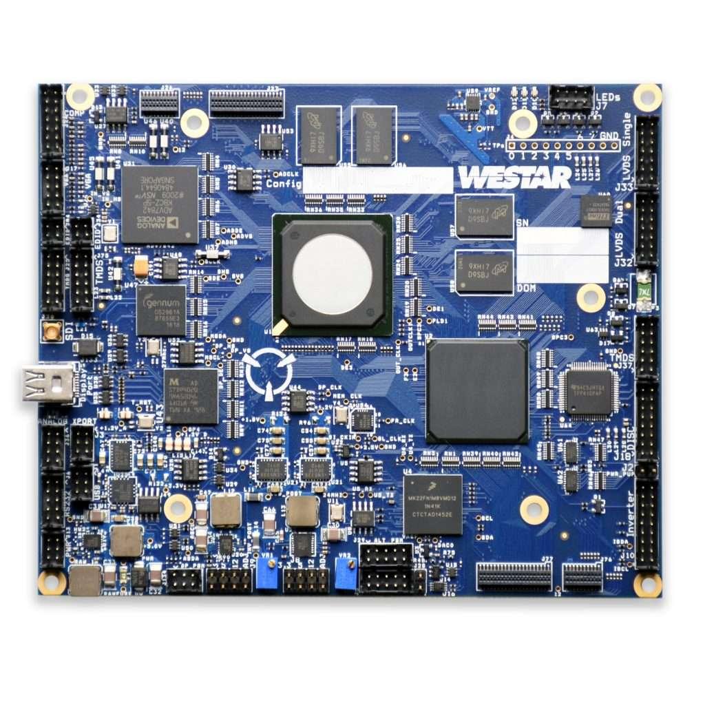 LCD Controller - VP17