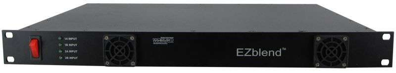2 Channel Video Combiner - EZblend 121