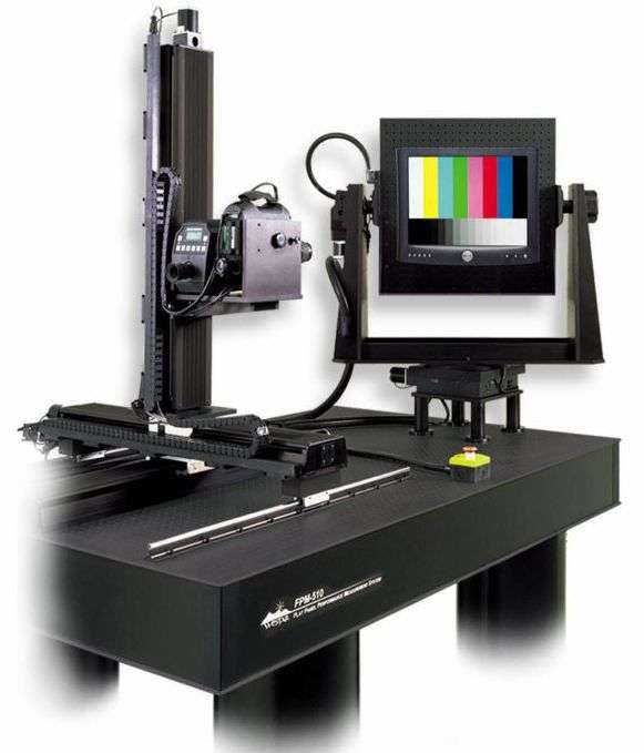 Display Optical Measurement System - FPM H Series
