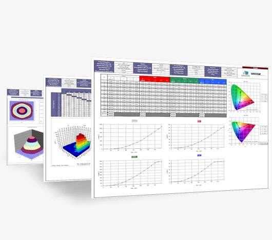 Optical Measurement Report - Westar