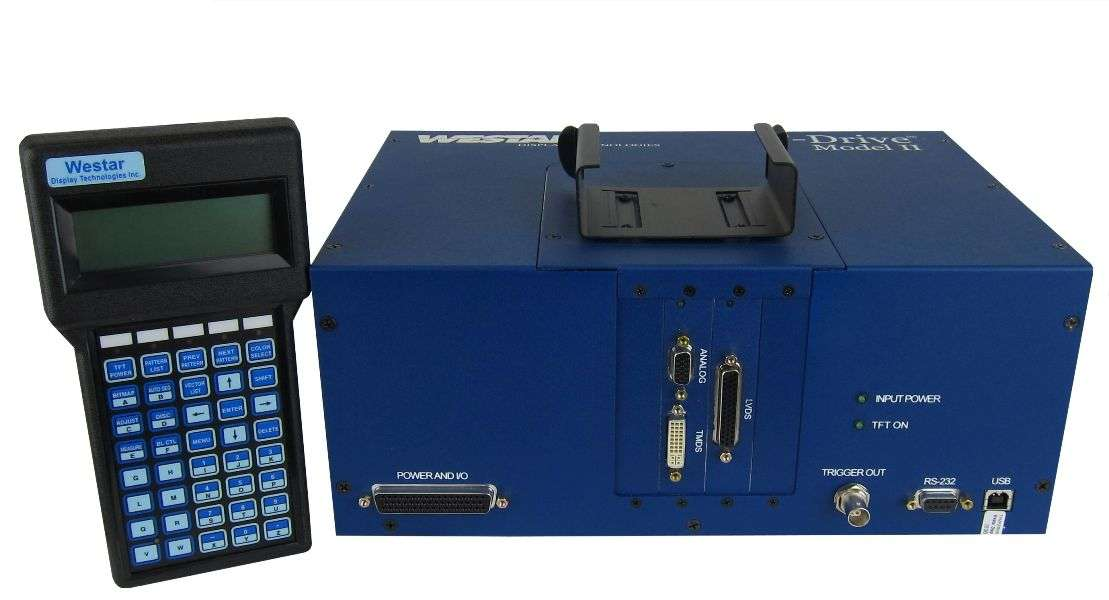 LCD Tester - T-Drive II