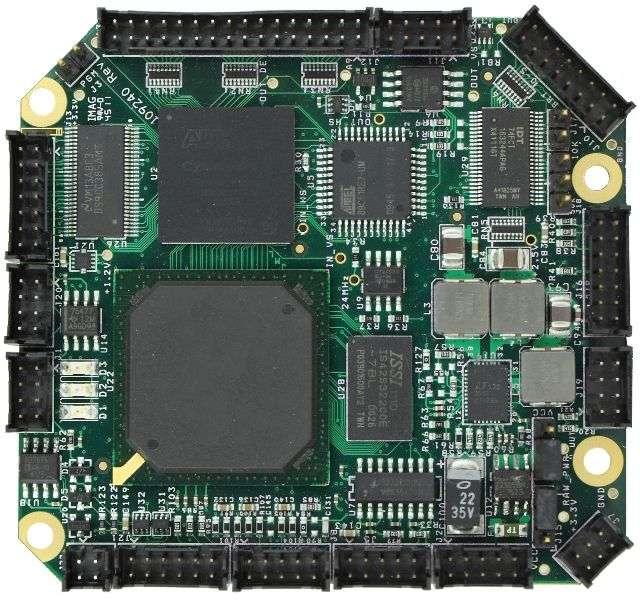LCD Controller - VP7-3ATI